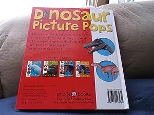 Dinosaur Picture Pops: Robert Tainsh & Simon Mugford