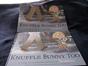Knuffle Bunny Too: Mo Willems