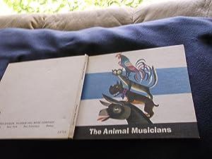 The Animal Musicians: Evalyn Kinkead-adapted