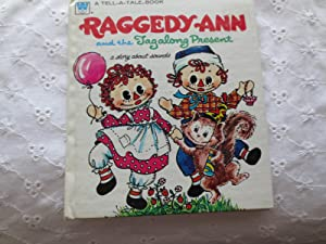 Raggedy Ann and the Tagalong Present: Marjory Schwalje