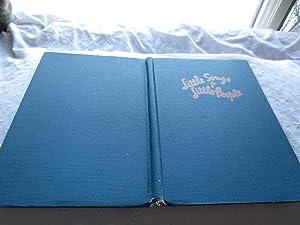 Little Songs For Little People: Burton L. Kurth
