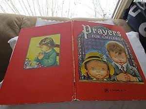 Prayers For Children: Eloise Wilkin, Mary