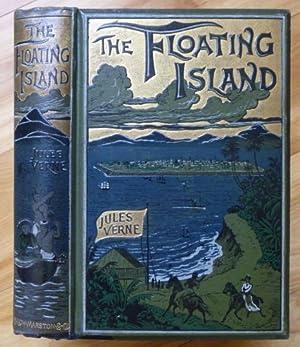 THE FLOATING ISLAND: Verne, Jules