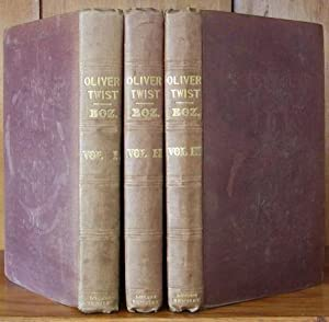 OLIVER TWIST;: Dickens, Charles