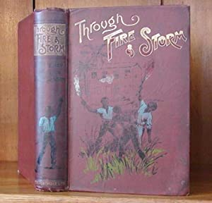 "A Desperate Gang"" in THROUGH FIRE AND STORM: Henty, G. A."