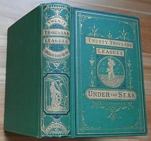 TWENTY THOUSAND LEAGUES UNDER THE SEAS;: Verne, Jules