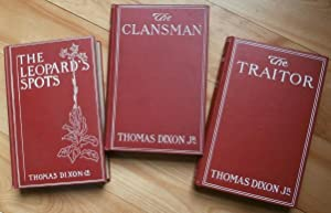 THE LEOPARD'S SPOTS. | THE CLANSMAN. |: Dixon Jr., Thomas