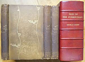 TESS OF THE D'URBERVILLES. In Three Volumes