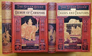 THE STEAM HOUSE. Part I. THE DEMON: Verne, Jules