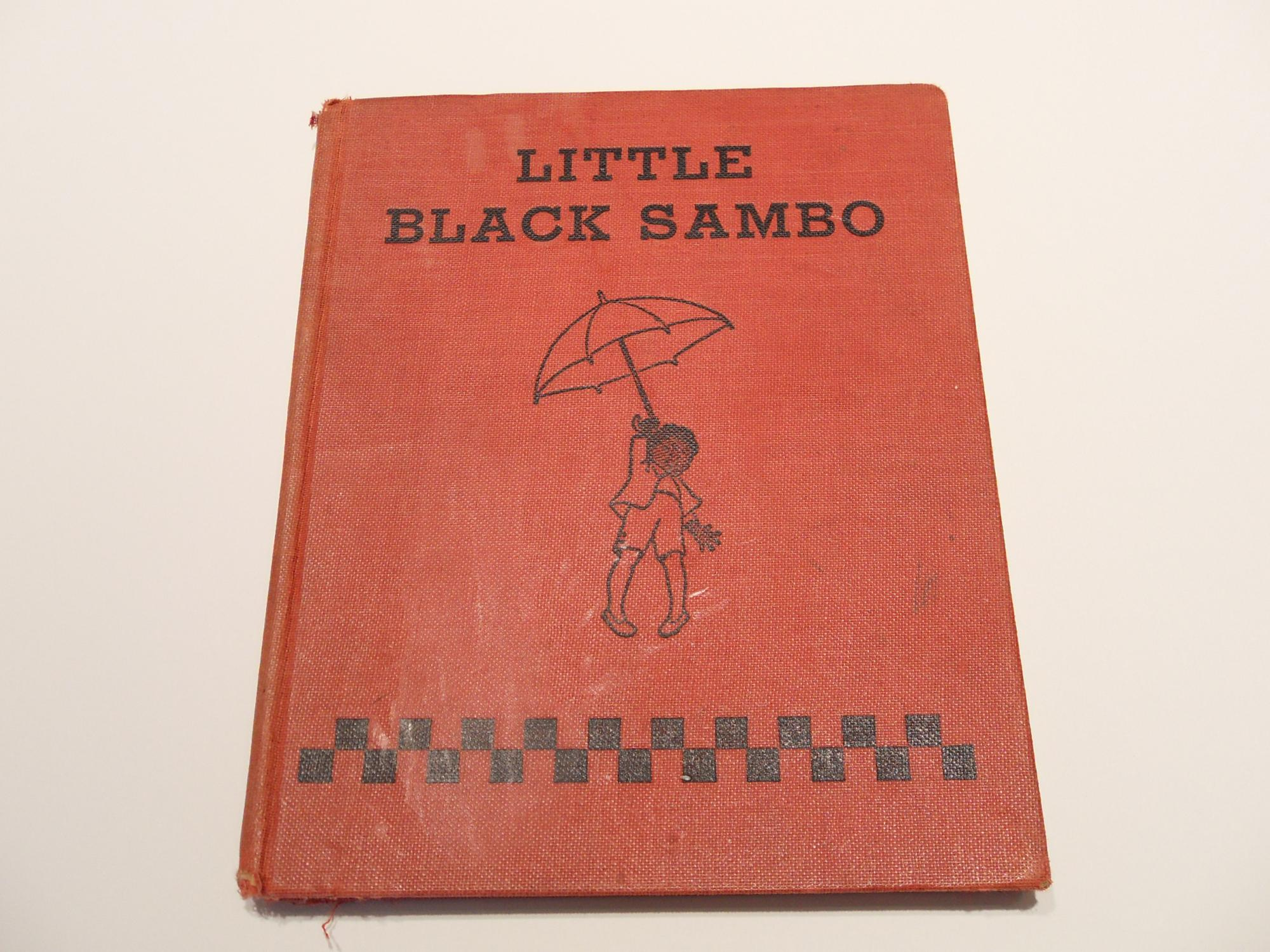 THE STORY OF LITTLE BLACK SAMBO by No Author Given: M. A ...