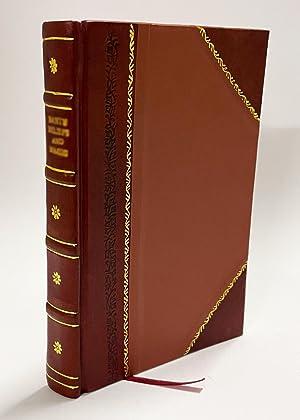 The works of Hubert Howe Bancroft. Volume: Bancroft, Hubert Howe,