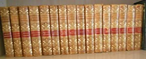 WORKS OF BALZAC, ILLUSTRATED STERLING EDITION (SIXTEEN (16) VOLUMES).: Balzac, Honore de,