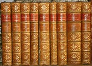 LIVES OF THE ARCHBISHOPS OF CANTERBURY. (ELEVEN (11) VOLUMES OF A TWELVE VOLUME SET).: Hook, Walter...