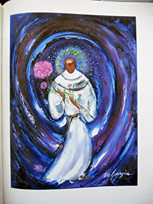 THE ROSE AND THE ROBE.: DeGrazia, Ted.