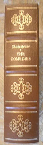 WILLIAM SHAKESPEARE: SEVEN COMEDIES.: Shakespeare, William,