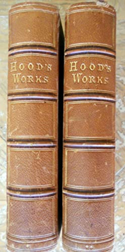 THE POETICAL WORKS OF THOMAS HOOD. FIRST AND SECOND SERIES ( TWO (2) VOLUMES): Hood, Thomas , ...