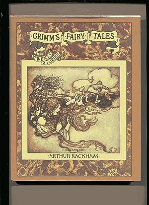 GRIMM'S FAIRY TALES: Grimm, Jacob &
