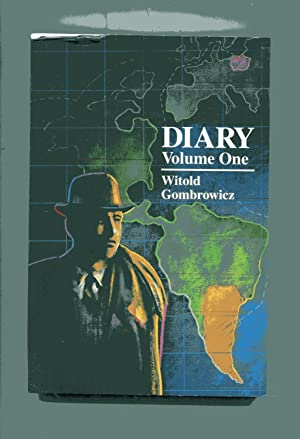 DIARY VOLUME ONE: Gombrowicz, Witold
