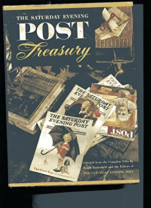THE SATURDAY EVENING POST TREASURY: Butterfield, Roger et