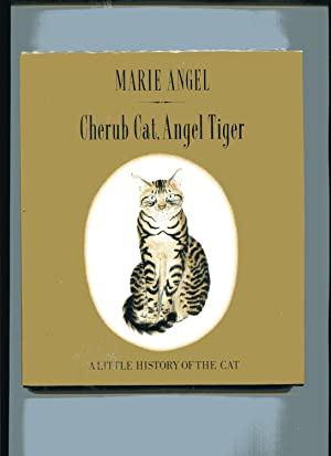 CHERUB CAT, ANGEL TIGER: A Little History: Angel, Marie