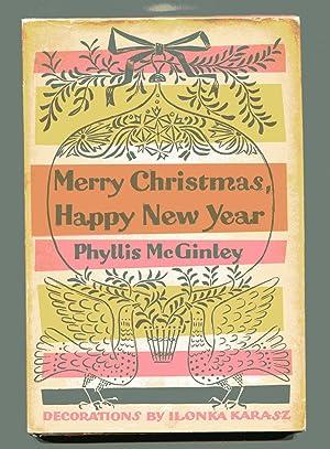 MERRY CHRISTMAS, HAPPY NEW YEAR: McGinley, Phyllis