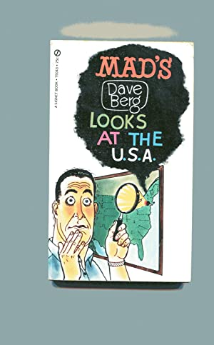 MAD'S DAVE BERG LOOKS AT THE U.S.A: Berg, Dave (Albert