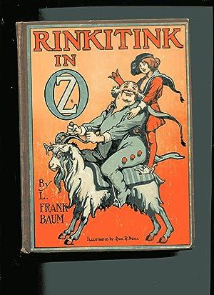RINKITINK IN OZ: Baum, L Frank