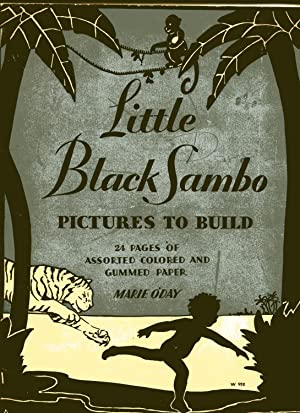 LITTLE BLACK SAMBO: Pictures to Build; 24: O'Day, Marie (after