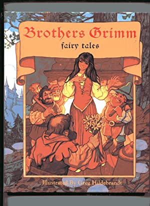 BROTHERS GRIMM FAIRY TALES: Brothers Grimm &