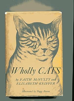 WHOLLY CATS: McNulty, Faith & Keiffer, Elisabeth