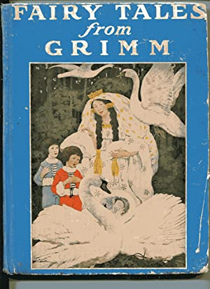 FAIRY TALES FROM GRIMM: Mabie, Hamilton W