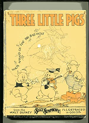 THREE LITTLE PIGS from the Walt Disney: Disney, Walt, Staff