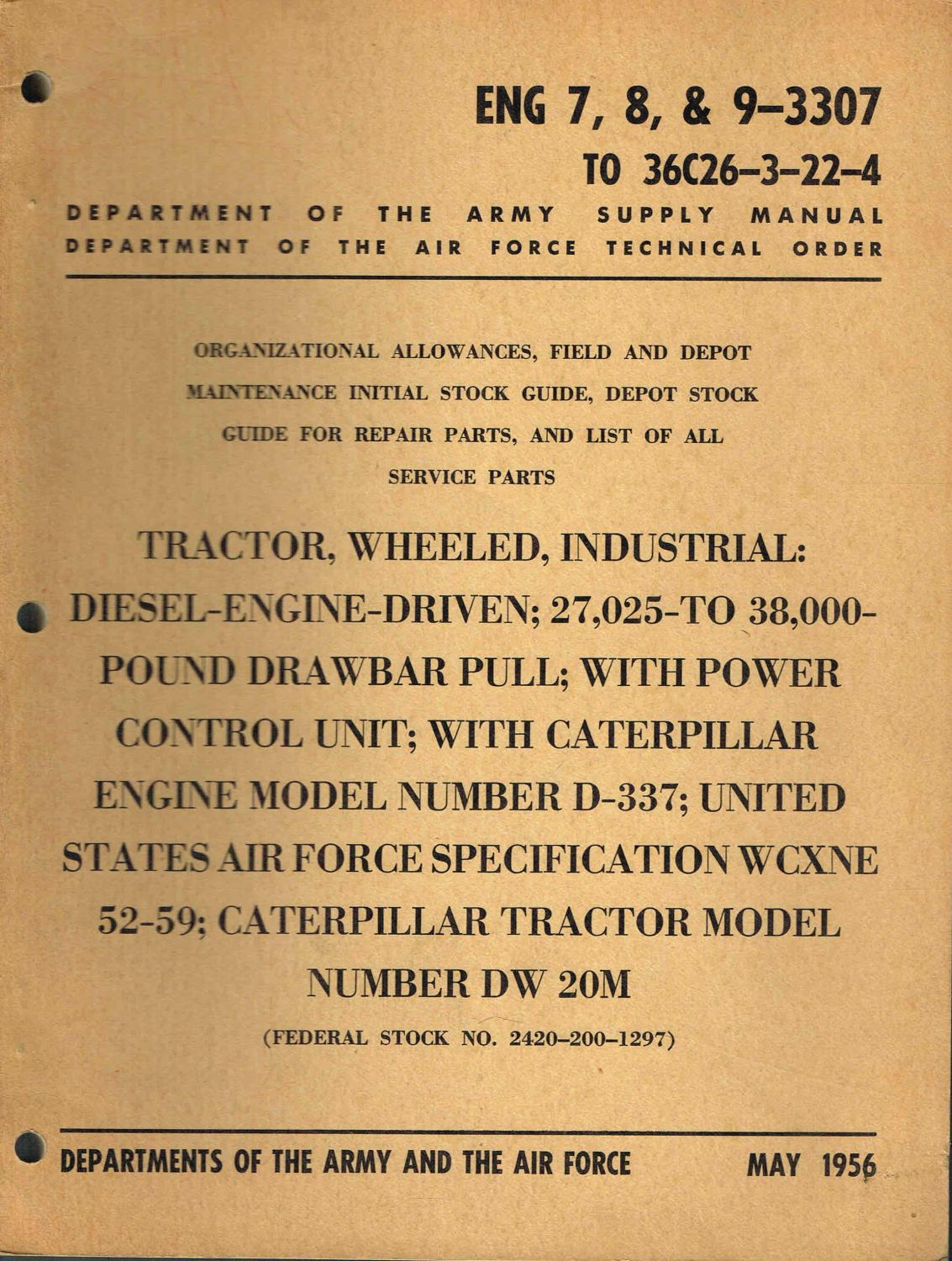 Business & Industrial reprint Army Corps of Engineers 1943 ...