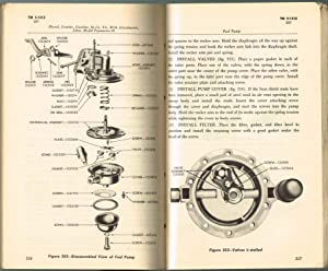 TM 5-1312: TECHNICAL MANUAL, SHOVEL, CRAWLER, GASOLINE, 3/4-CU YD, WITH ATTACHMENTS, LIMA, ...