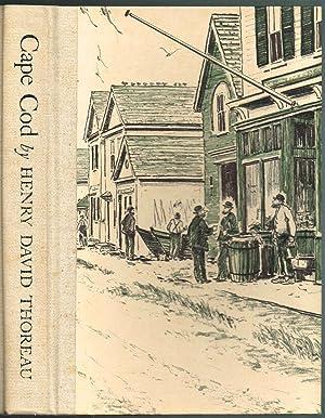 CAPE COD: Thoreau, Henry David;