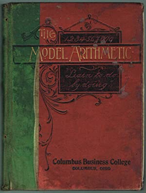 THE MODEL ARITHMETIC FOR COMMERCIAL COLLEGES AND: Baldwin, James