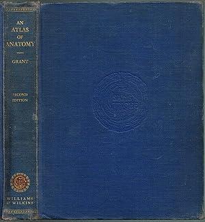 An Atlas of ANATOMY, By Regions: Upper: Grant, J. C.