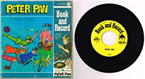 PETER PAN. Book and Record (45rpm) No. 1939: Barrie, James Matthew (adapted from a story by)