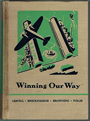 THE FRIENDLY HOUR - BOOK SIX: WINNING: Leavell, Lillin W.;