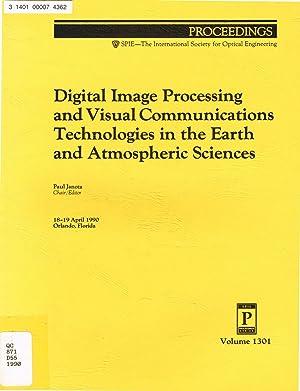 Digital Image Processing and Visual Communications Technologies: Janota, Paul (Ed)