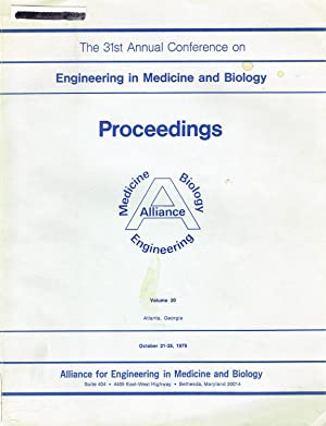 ENGINEERING in MEDICINE and BIOLOGY (ACEMB), 1978,: Gevins, A. S.;