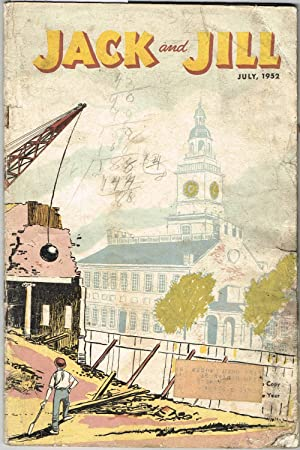 JACK AND JILL, July 1952, Volume 14,: Ada Campbell Rose