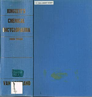 KINGZETT'S CHEMICAL ENCYCLOPAEDIA: A DIGEST OF CHEMISTRY: Kingzett, Charles Thomas;