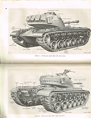 TM 9-7012, TANK M48, 90-mm GUN: Department of The Army; August 1954: Department of The Army