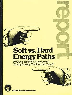 Soft vs. Hard Energy Paths: 10 Critical: Yulish, Charles B.