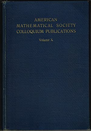 ALGEBRAIC GEOMETRY AND THETA FUNCTIONS (Volume X of American Mathematical Society Colloquium Publ...