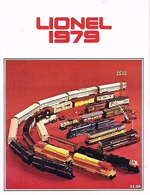 LIONEL 1979 (Consumer Trade Catalog): LIONEL OF FUNDIMENSIONS