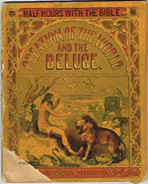 Half Hours With The Bible: Creation of: McLoughlin Bros.