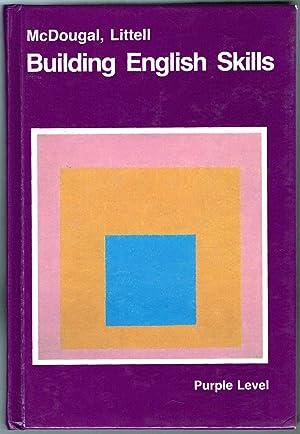 BUILDING ENGLISH SKILLS (Purple Level [12th grade]): Brodkin, Sylvia Z.
