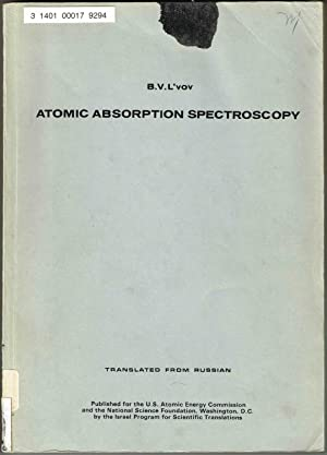 ATOMIC ABSORPTION SPECTROSCOPY (Atomno-absorbtsionnyi spektral'nyi analiz)
